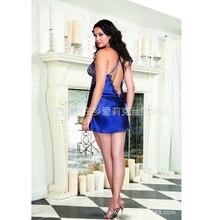 2017 Women Nightgowns Night Dress Sexy Strap V-Neck