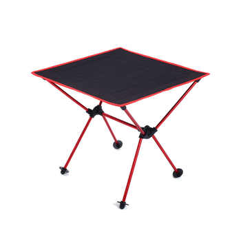 Portable Lightweight Outdoors Table For Camping Table Aluminium Alloy Picnic BBQ Folding Tables Outdoor Tavel Portable Tables - DISCOUNT ITEM  50% OFF All Category