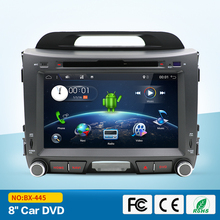 Bosion android 7.1 car dvd for kia sportage 2014 2011 2009 2010 2013 2015 car radio stereo multimedia player