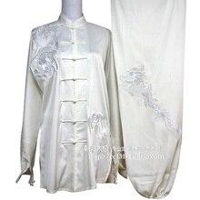 Tai chi font b clothing b font Martial arts garment Morning exercise suit taiji uniform kungfu