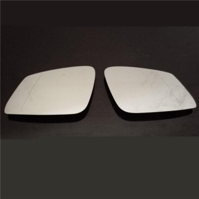 Для BMW E60 F01 F02 F03 F04 F07 F10 F18 F11 F12 F13 F20 F30 F35 F80 F31 F21 F06 F32 F82 I3 автомобильное нагревательное боковое зеркало стекло 1 комплект