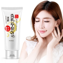 Foam Cleaser Hyaluronic Acid Facial Cleanser Black Head Acne Treatment Face Farewell Oil font b Skin