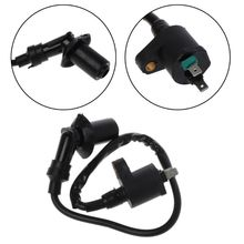 цена на Motorcycle Ignition Coil Replacement Parts For TRX300 GY6 50cc 125cc 150cc Engine Motorcycle Dirt Bike Scooter Moped