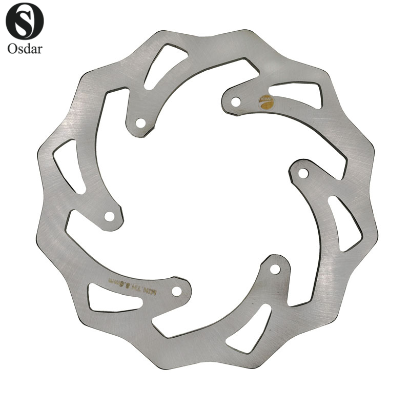 Motorcycle Brake Disc Rotor Rear For KTM DUKE EXC F LC4 SC SUPERCOMP EXC R SMC EXC G XC for ktm 390 200 125 duke 2012 2015 2013 2014 motorcycle accessories rear wheel brake disc rotor 230mm stainless steel