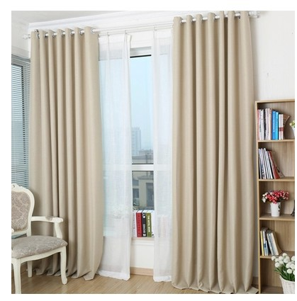 Simple Bedroom Curtains curtain fabric factory outlet picture - more detailed picture