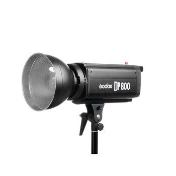 Godox DP800 800W 220V Strobe Studio Flash light Photography Studio Lighting Pro Photo Studio Flash Light