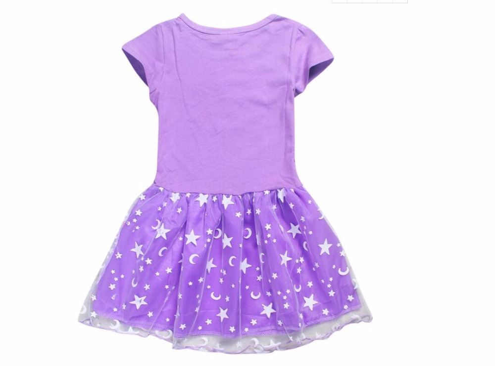 6ba44095f582 2018 Fall Models Big Girls Clothing Surprise Doll lol Surprise Dolls Children  Dress Gilrs Cute Dresses