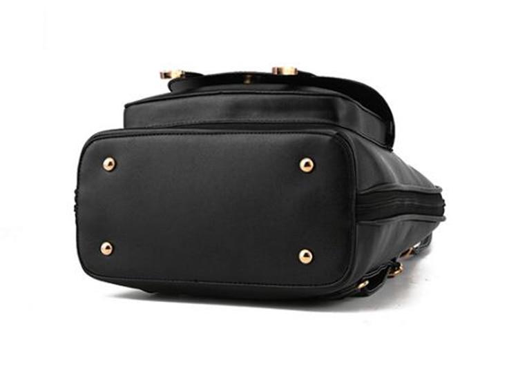 HTB1Ycm6Df5TBuNjSspcq6znGFXa5 Preppy Style Women Backpack Bear Toys PU Leather Schoolbags for Teenage Girls Female Rucksack Shoulder Bag Travel Knapsack