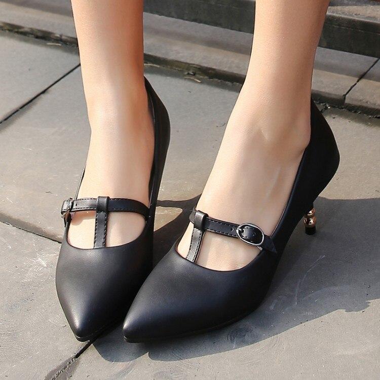 Gran 13 15 Zapatos Las Los 11 14 Altos Tacones Mujeres Bombas Mujer De 12 Tamaño Damas X8OkwNnP0