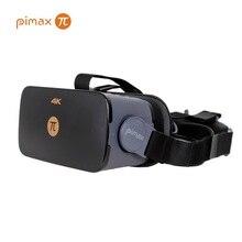 เดิมPIMAX 4พันUHD VRความจริงเสมือนแว่นตา3Dชุดหูฟังสำหรับคอมพิวเตอร์110องศาFOV 8.29MP VRชุดหูฟังสำหรับพีซีWin 7 8 10 HDMI 1.4B
