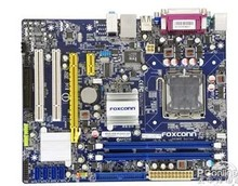 The Foxconn G41 motherboard G41MXE set DDR3 775 sale