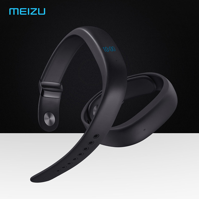 Original Meizu Oled Screen Wristband Band Bracelet Fitness Tracker With OLED Display Heart Sensor Calls and Text Alert IP 67