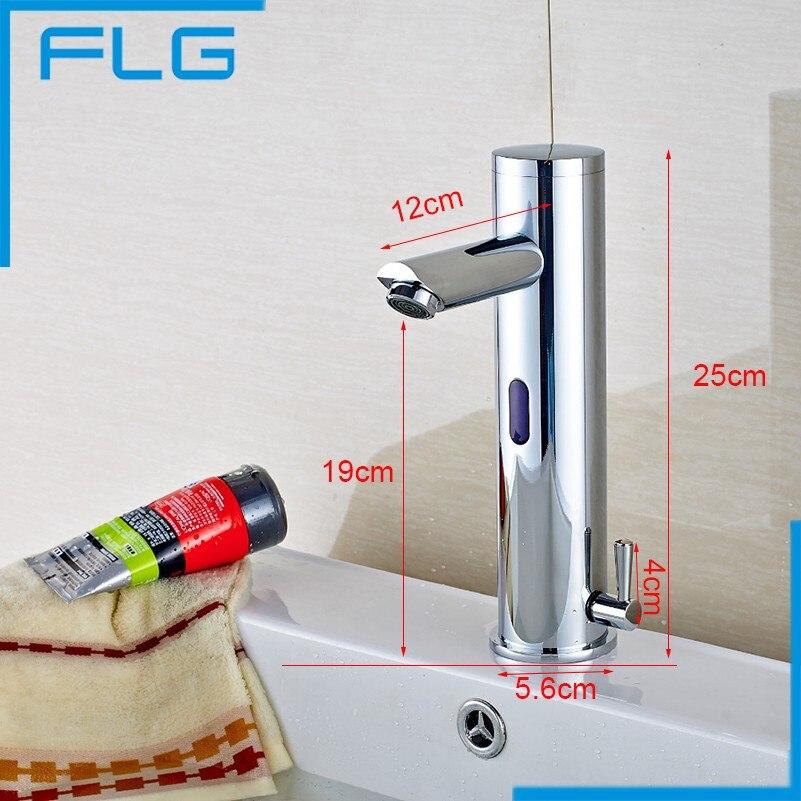 online kaufen gro handel sensor bad wasserhahn aus china sensor bad wasserhahn gro h ndler. Black Bedroom Furniture Sets. Home Design Ideas