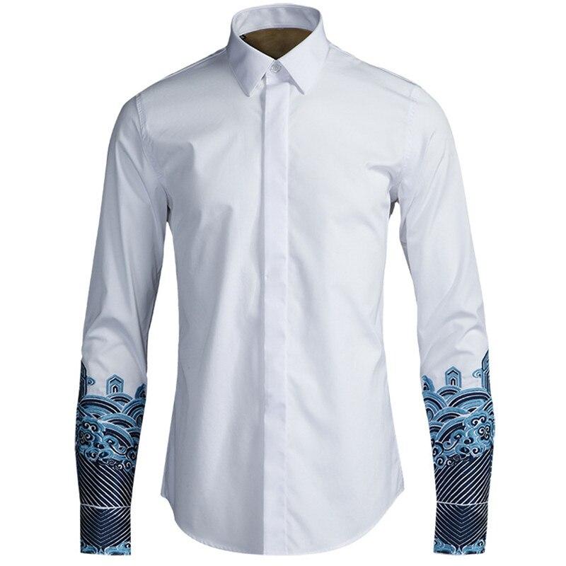 Картинки рукава белых рубашек