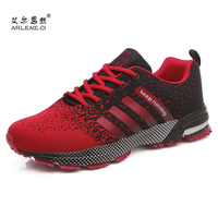 Outdoor Original Running Shoes For Men 2017 New Brand Cushioning Breathable Sneakers Male Light Sports Gym