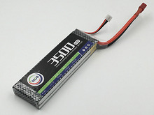 MOS 2S lipo battery 7.4v 3500mAh 25C For rc helicopter rc car rc boat quadcopter Li-Polymer battey