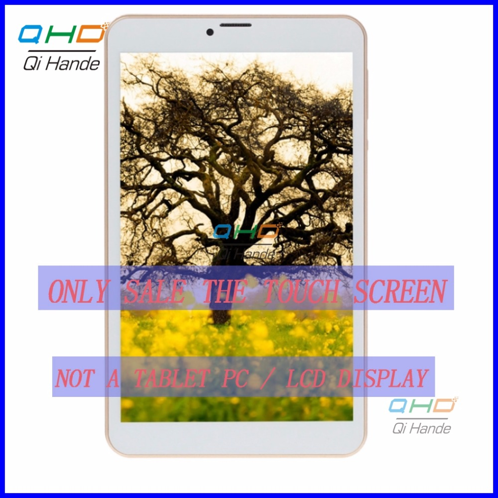 1pcs Capacitive touch panel Digitizer Sensor Replacement for 8 tablet Roverpad Sky Q8 8Gb 3G Touch