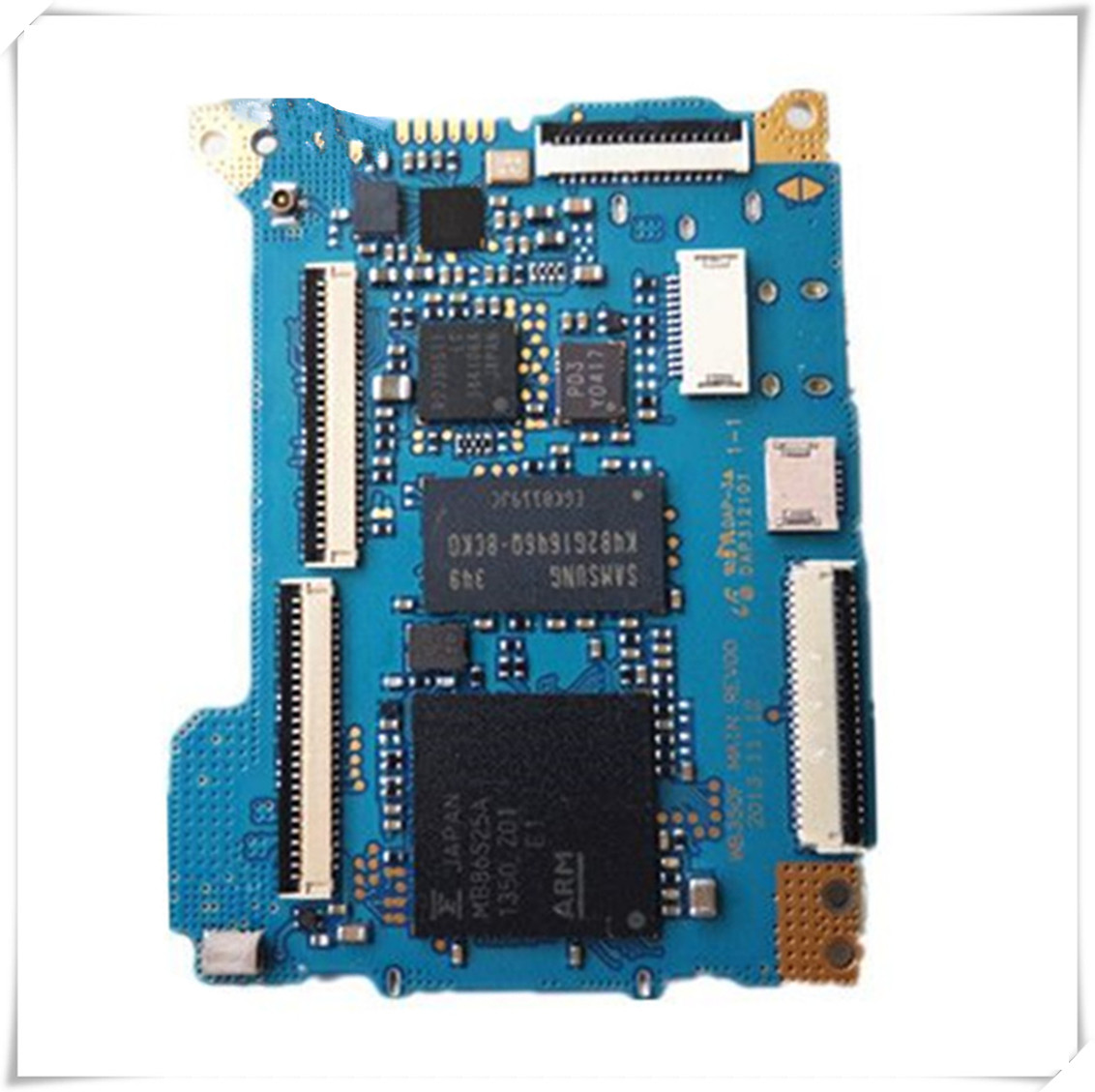 Original Motherboard For Samsung Wb350f Wb380f Mainboard Mother Board Camera Repair Parts