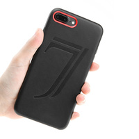 Luxury Leather Phone Cases For Apple Iphone 7 Case High Quality Ultra Thin Leather Back Cover
