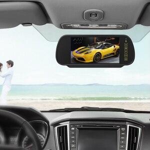 Image 5 - Caméra de recul pour feux de freinage de voiture pour Citroen JUMPER III / Fiat DUCATO X250 / Peugeot BOXER III avec lumière Led IR intégré de 6 pièces
