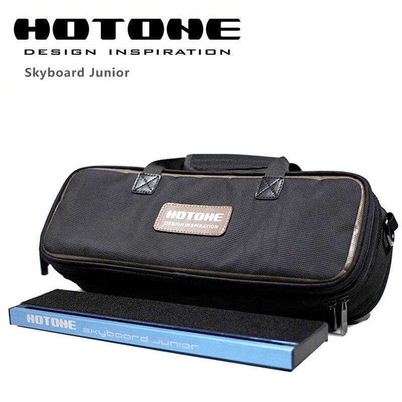 Hotone SKYBOARD JUNIOR Pedal Board Designed For Skyline Series Stompboxes hotone skyboard junior pedal board designed for skyline series stompboxes spb 1