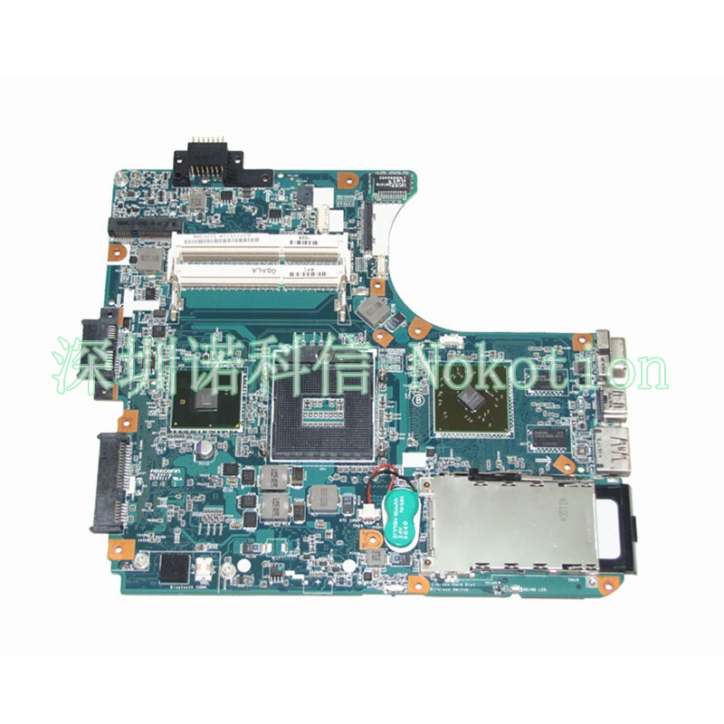 NOKOTION A1771577A MBX-224 M960 1P-009CJ01-8011 Main board for Vaio VPCEB VPC-EB Laptop motherboard HM55 DDR3 HD 4500