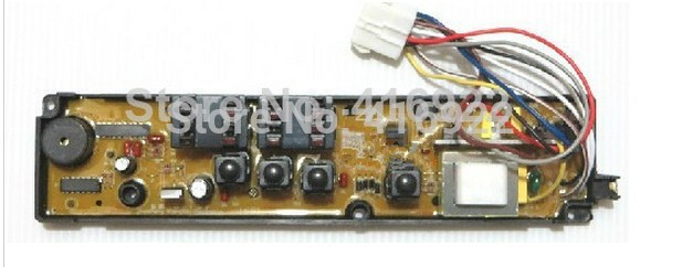 Free shipping 100% tested for Washing machine board xqb40-16b circuit board control board motherboard on sale 100% tested for washing machine board wd n80051 6871en1015d 6870ec9099a 1 motherboard used board
