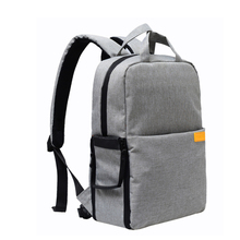 Doscing Fashion Travel Camera Backpacks Photo Bags Soft Shoulders Wine Sliver Waterproof Bag Men Women Backpack For Canon Nikon