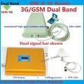 1 Компл. ЖК-дисплей GSM 3 Г Повторитель 900/2100 мГц dual band усилитель сигнала повторитель! GSM WCDMA 3 г сигнал повторителя booster усилитель