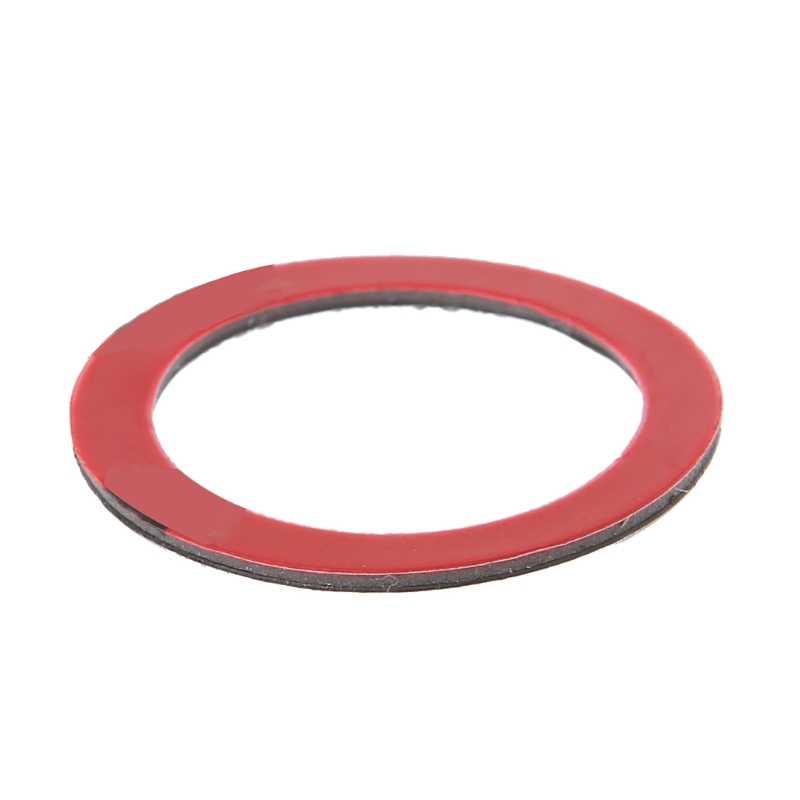 คาร์บอนไฟเบอร์ Key Start ปุ่มแหวนตกแต่งสำหรับ Bmw 3 Series E90/E92/E93