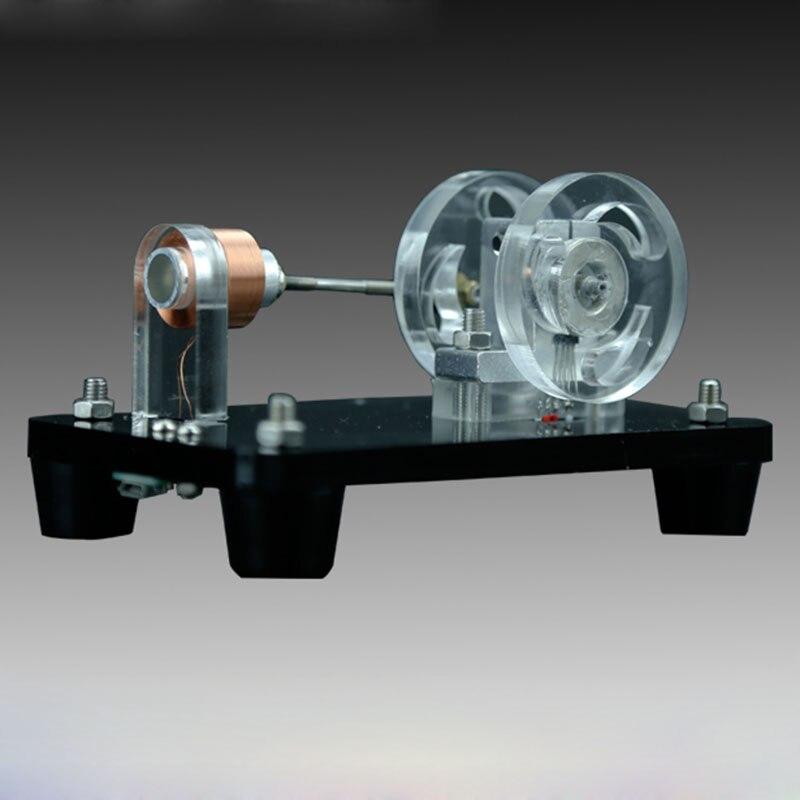 Hall moteur alternatif cadeau créatif enseignement modèle moule mâle cadeau équipement d'enseignement - 6