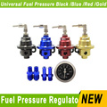 car-styling Hight Quality TOM1 Adjustable Fuel Pressure Regulator FPR Type s 185002 JDM  for ford/honda/bmw/YC100332