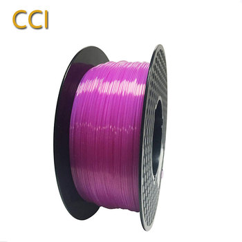 3D printer pla filament 1.75mm 1kg transparent red yellow green blue purple 3d printing materials pla 1.75 image