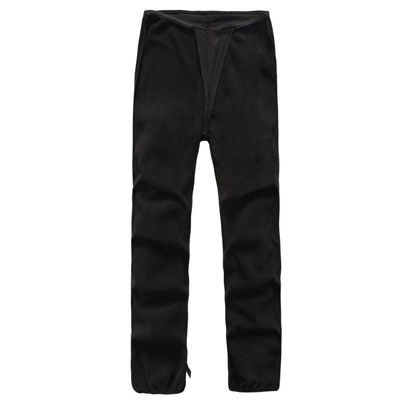FLYGAGa Women Outdoor Trouses Removable Fleece Liner Skiing Hiking Pants Waterproof Windproof Outdoor Camping Trekking Pants