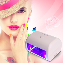Phototherapy Drying 3 High Power LED Nail Polish 9W LED Lamp Manicure Tool Nail Dryers for Nails