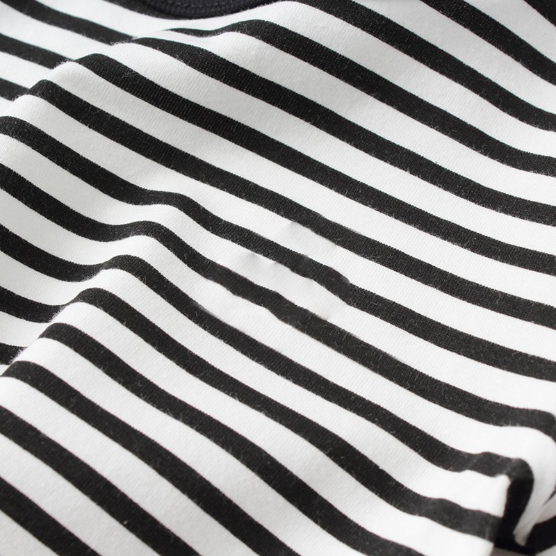 Детские летние футболки в полоску для мальчиков спортивные топы с короткими рукавами для маленьких мальчиков, футболки детская одежда для детей от 2 до 8 лет, новинка