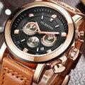 Ochstin hombres del cronógrafo del reloj de los hombres relojes casuales hombres de primeras marcas de lujo reloj de pulsera de cuarzo reloj militar relojes cronómetro 064a