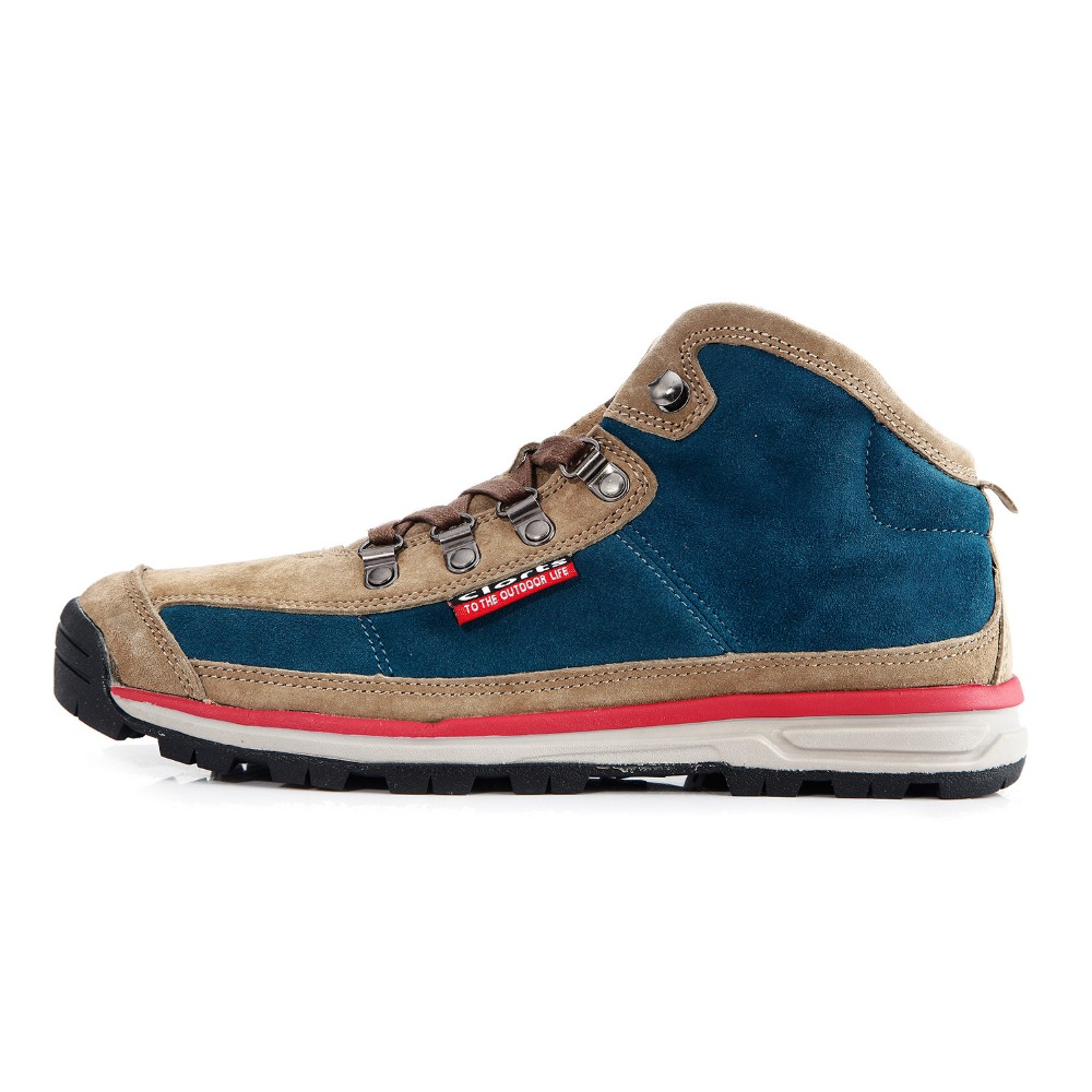 Clorts Men Canvas Shoes Mid-cut Outdoor Sport Sneakers Walking Shoes Sneakers for Men 3G025A/B худи b men b men bm001emaqba5