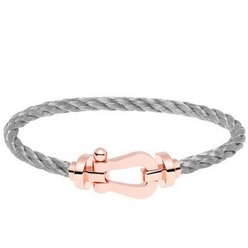 fred force buckle bracelet