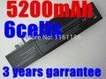 5200 МАЧ 6 cell Новый Аккумулятор Для Ноутбука Samsung NB30 N210 N220 N230 X418 X420 X520 Q330, NP-NB30 НТ-NB30 NP-N210 NT-N210 NP-X418