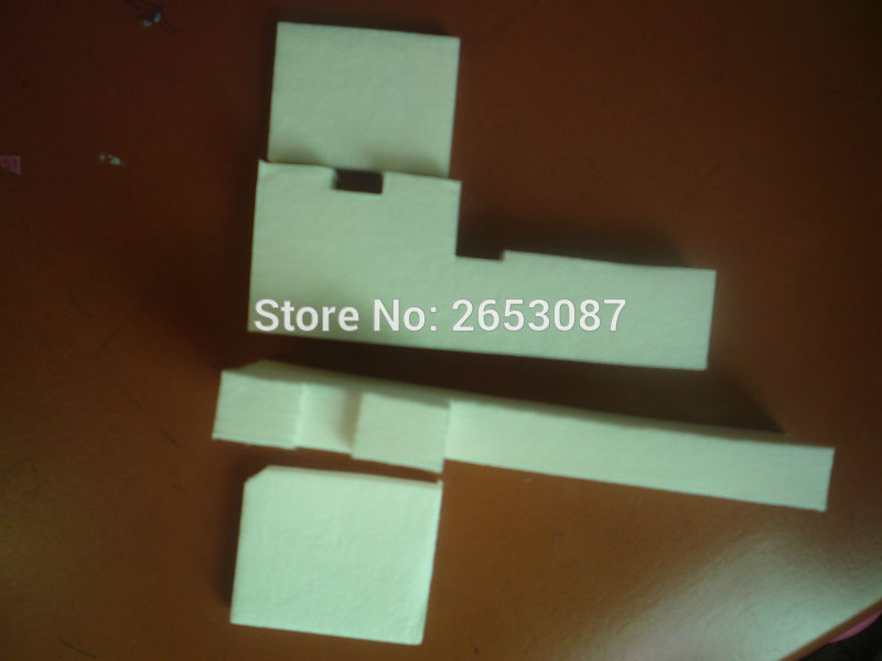 10 PCS/lot Waste Ink Tank Pad Sponge for Epson L300 L301 L303 L350 L351 L353 L358 L355 L111 L110 L210 L211 ME101 ME303 ME401 hisaint 70 ml refill dye ink 6 ink cartridge ink for epson l101 l111 l201 l211 l301 l351 l353 l l551 l558 for espon printer ink