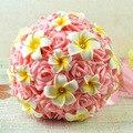Романтические Свадебные Украшения Букет Свадебные Цветы Свадебные Букеты Свадебные Аксессуары Buque Де Noiva