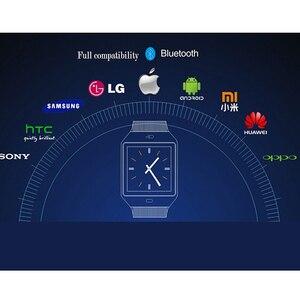 Image 5 - Bluetooth pour Apple Watch avec caméra 2G SIM TF carte Slot montre intelligente pour hommes femmes téléphone pour Android IPhone Xiaomi russie T15
