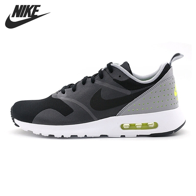 newest 1076e 251af Original New Arrival NIKE AIR MAX TAVAS Mens Running Shoes Sneakers