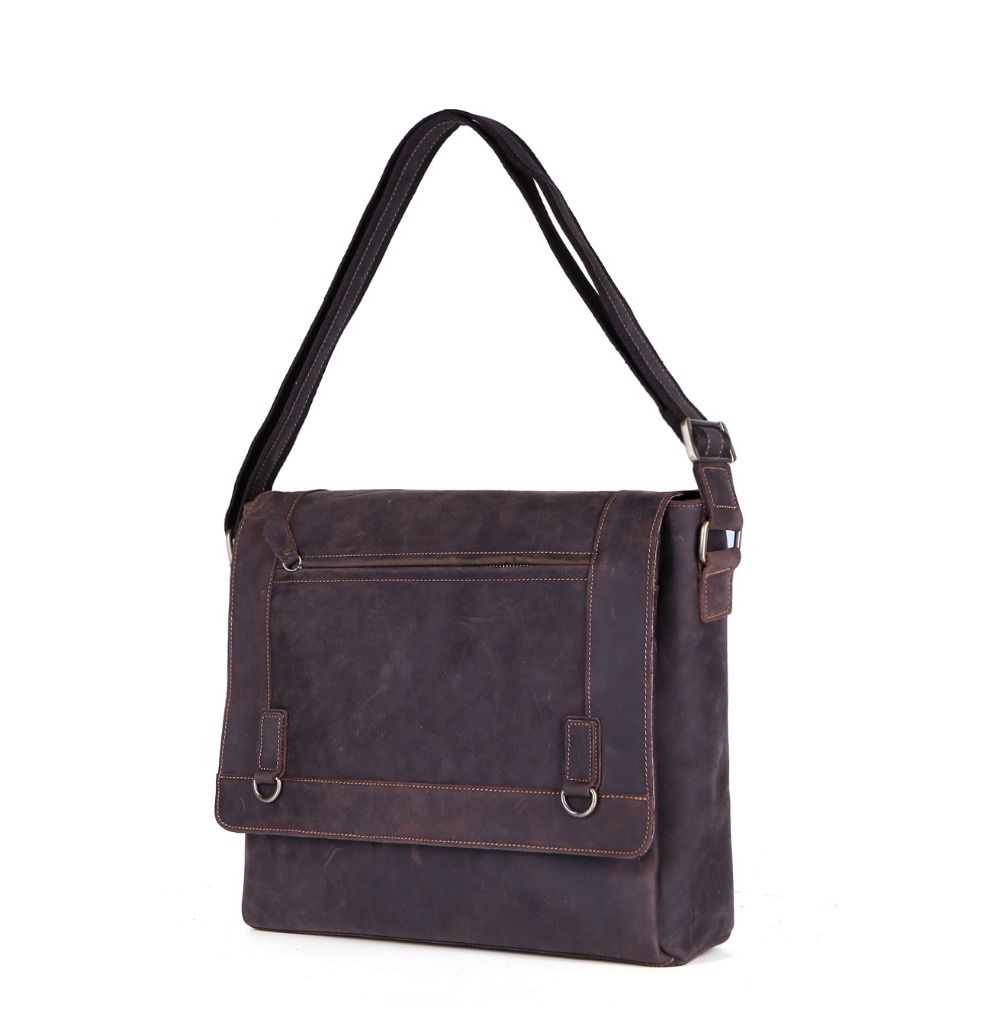 Мужские сумки для ноутбука, большая вместительность, многофункциональная, пригодная для 15,6 дюймового ноутбука, переносная водостойкая дел... - 2