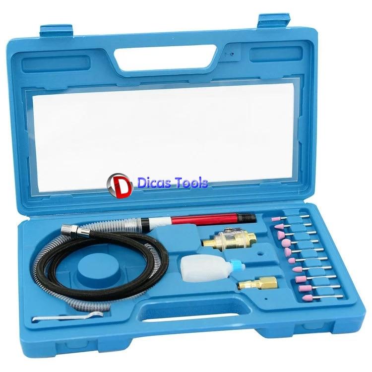 mini pneumatikus csiszoló toll mikro légcsiszoló csiszoló - Elektromos kéziszerszámok - Fénykép 2