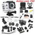 F60 Action Camera Allwinner V3 4K/30fps camera