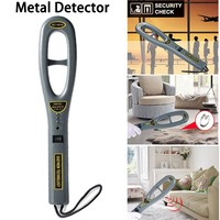 1Pc High Quality Handheld Metal Detectors Professional Security Bounty Instrument High Sensitivity Scanner GC 101H