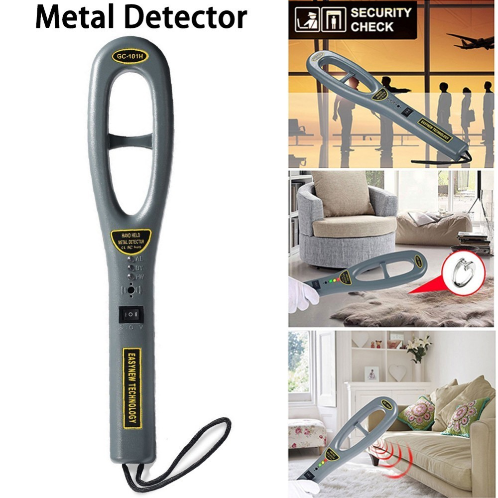 1Pc High Quality Handheld Metal Detectors Professional s