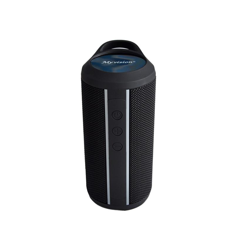Nouveau haut-parleur Bluetooth étanche et étanche à la poussière lPX6